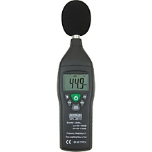 American Recorder Technologies Sound Level Meter