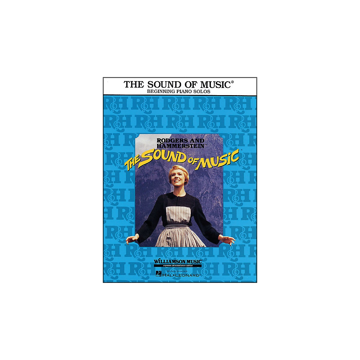 Hal Leonard Sound Of Music Beginning Piano Solos thumbnail