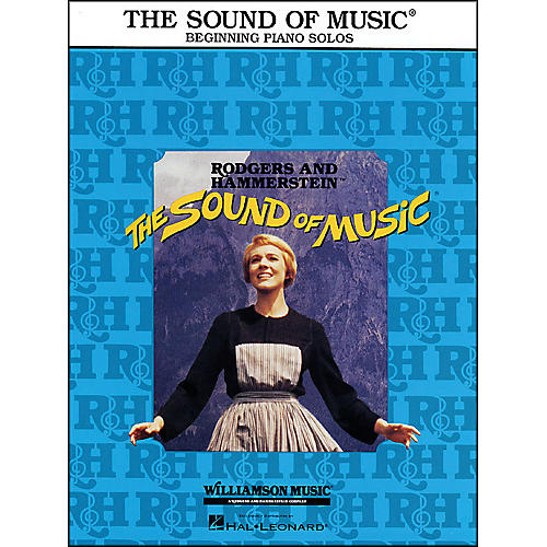 Hal Leonard Sound Of Music Beginning Piano Solos thumbnail
