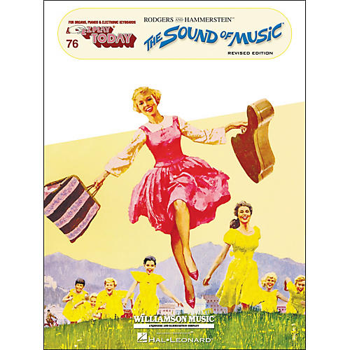 Hal Leonard Sound Of Music Revised Edition E-Z Play 76 thumbnail