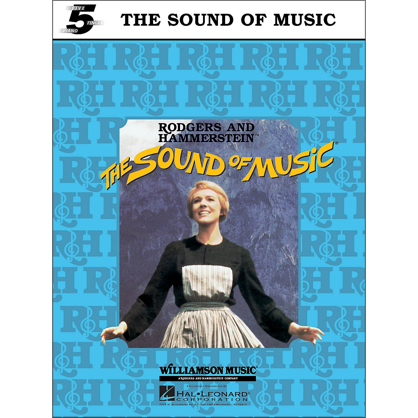 Hal Leonard Sound Of Music for Five Finger Piano thumbnail