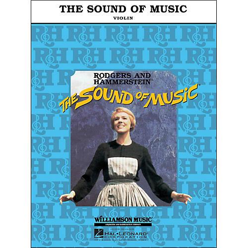 Hal Leonard Sound Of Music for Violin thumbnail