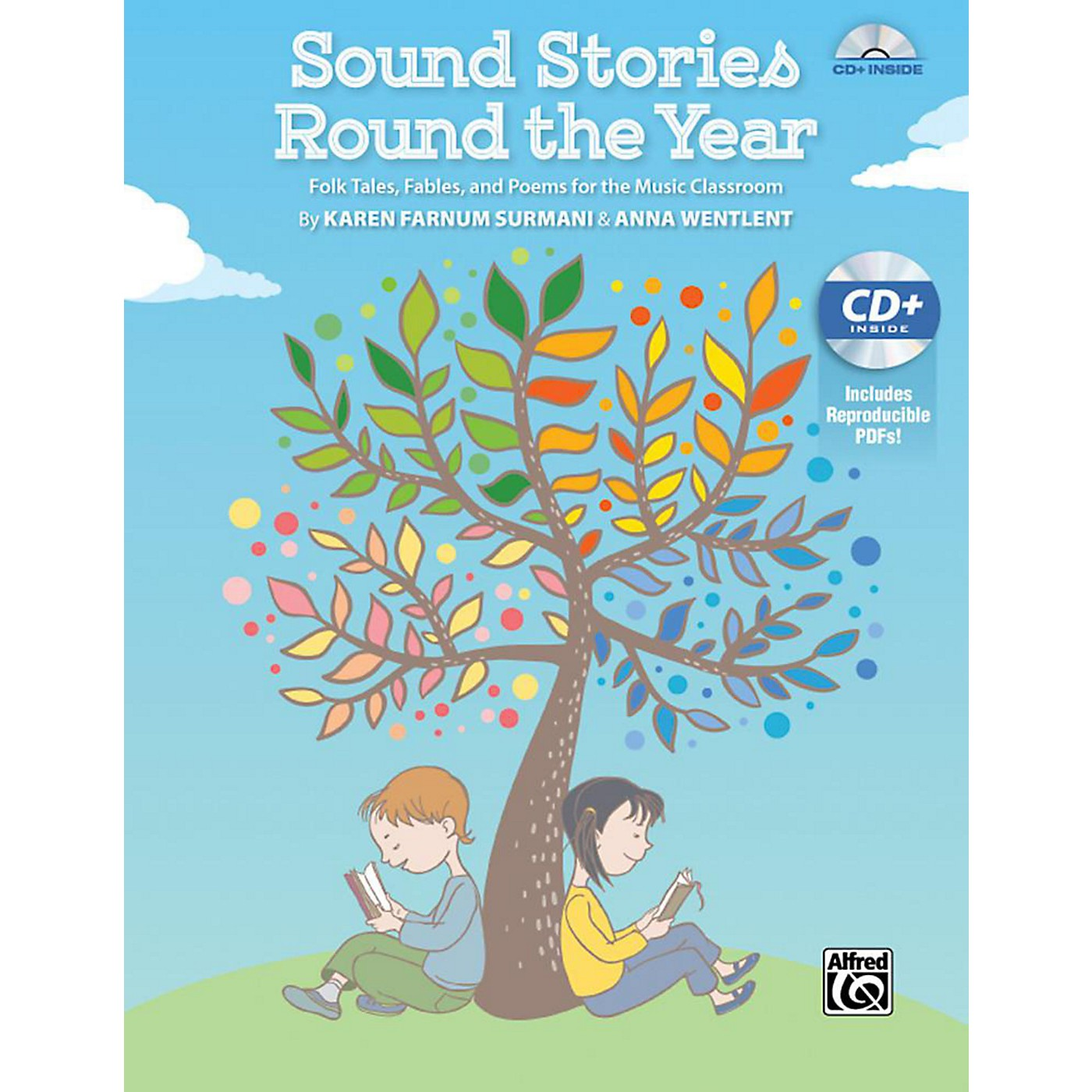 Alfred Sound Stories Round the Year Book & Data CD thumbnail