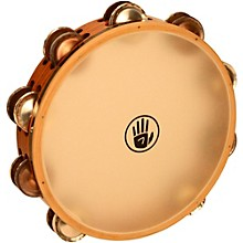 "Black Swamp Percussion SoundArt Series 10"" Tambourine Double Row with Remo Head"