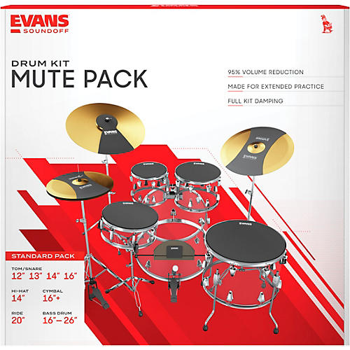 Evans SoundOff Full Box Set, Standard thumbnail