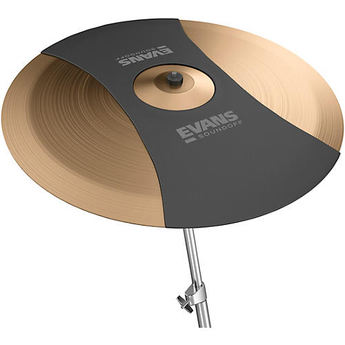 Evans SoundOff Ride Cymbal Mute thumbnail