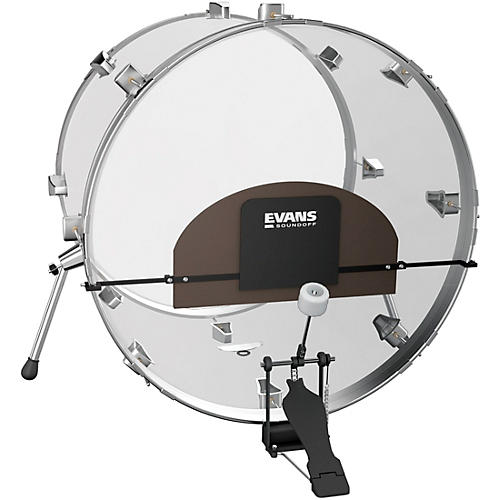 Evans SoundOff Universal Bass Drum Mute thumbnail