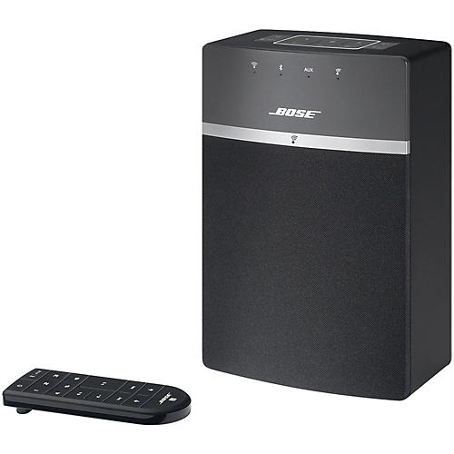 Bose SoundTouch 10 Wireless Music System thumbnail