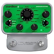 Source Audio Soundblox 2 Dimension Reverb