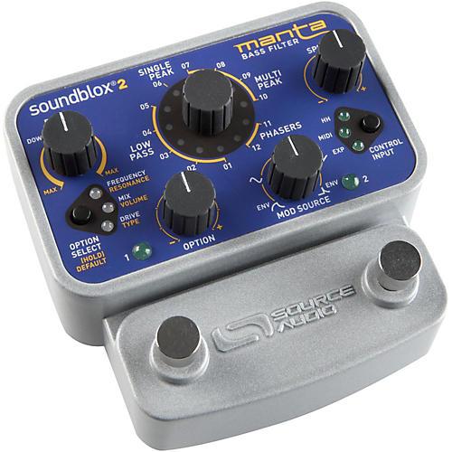 Source Audio Soundblox 2 Manta Bass Filter thumbnail