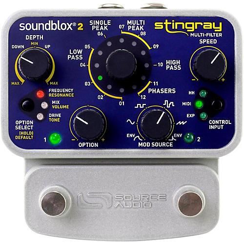 Source Audio Soundblox 2 Stingray Multi-Filter Effects Pedal thumbnail