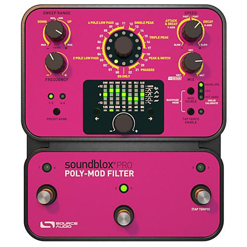 Source Audio Soundblox Pro Poly-Mod Filter-thumbnail