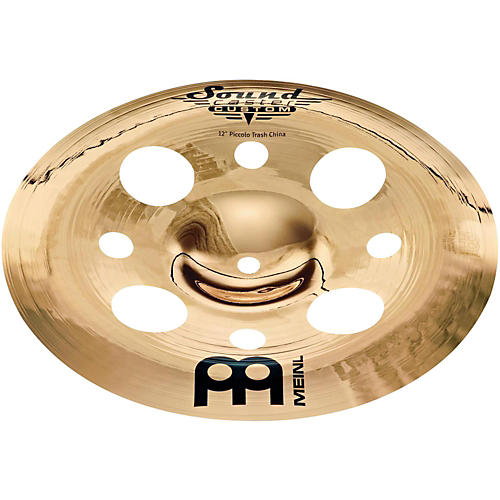 Meinl Soundcaster Custom Piccolo Trash China Cymbal thumbnail