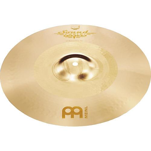 Meinl Soundcaster Fusion Medium Hi-hat Cymbals-thumbnail