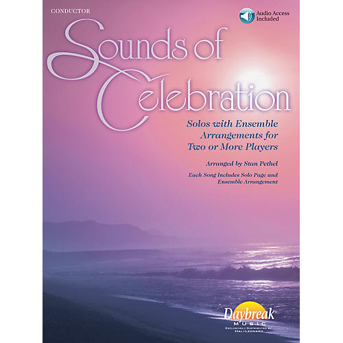 Daybreak Music Sounds of Celebration (Conductor's Score (with Acc. CD)) CONDUCTOR thumbnail