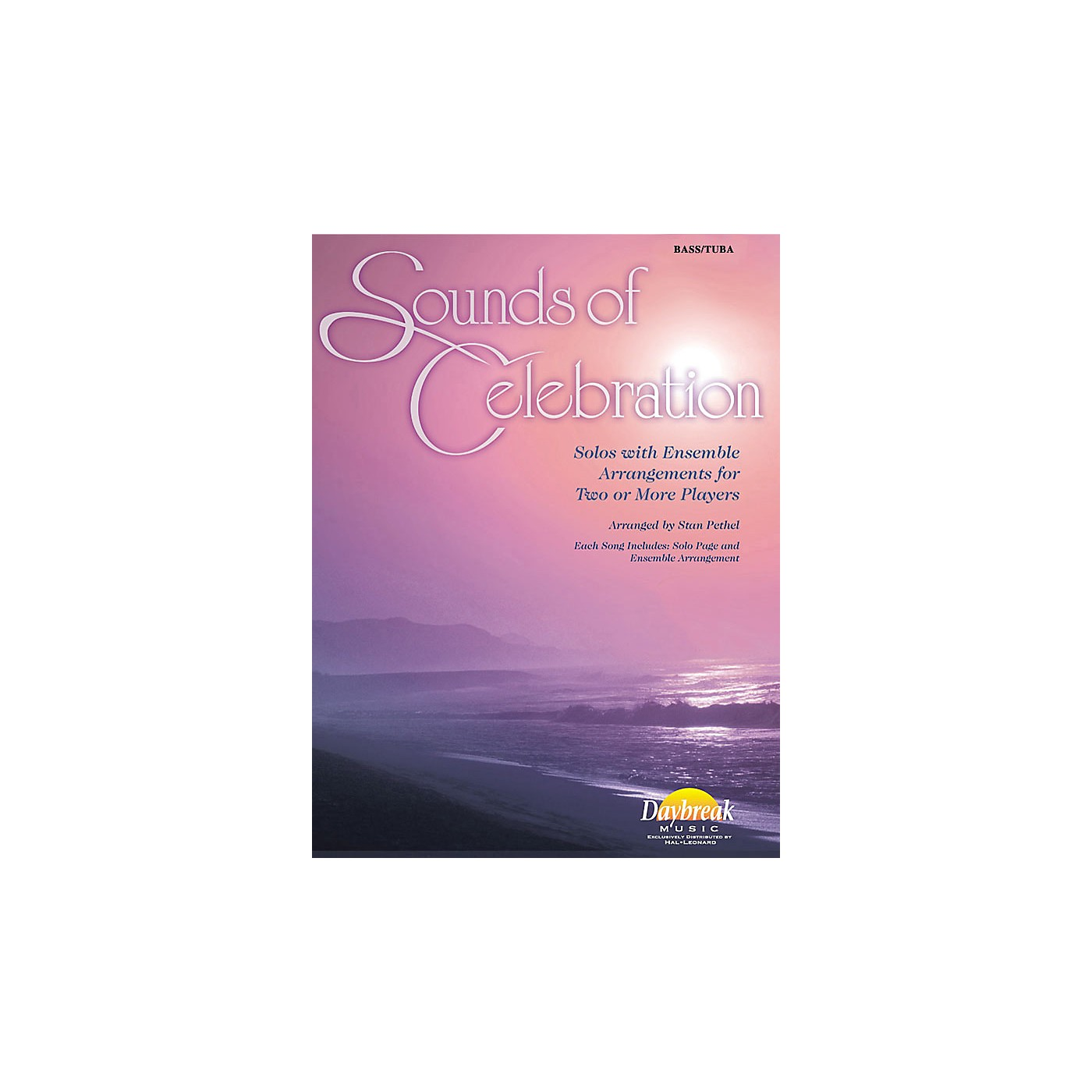 Daybreak Music Sounds of Celebration (Solos with Ensemble Arrangements for Two or More Players) Bass/Tuba thumbnail