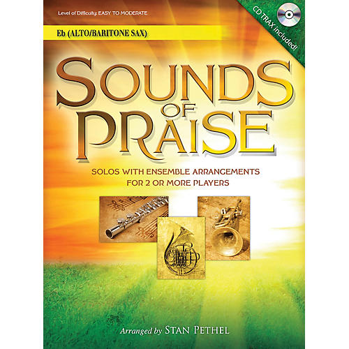 Word Music Sounds of Praise Instrumental Play-Along Series Book with CD thumbnail