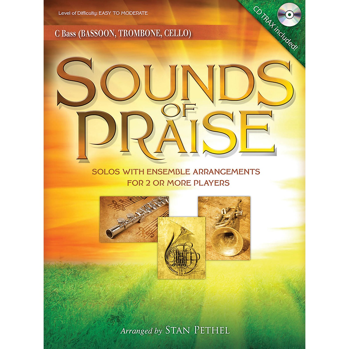 Word Music Sounds of Praise Instrumental Play-Along Series Softcover with CD thumbnail