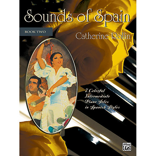 Alfred Sounds of Spain Book 2 thumbnail