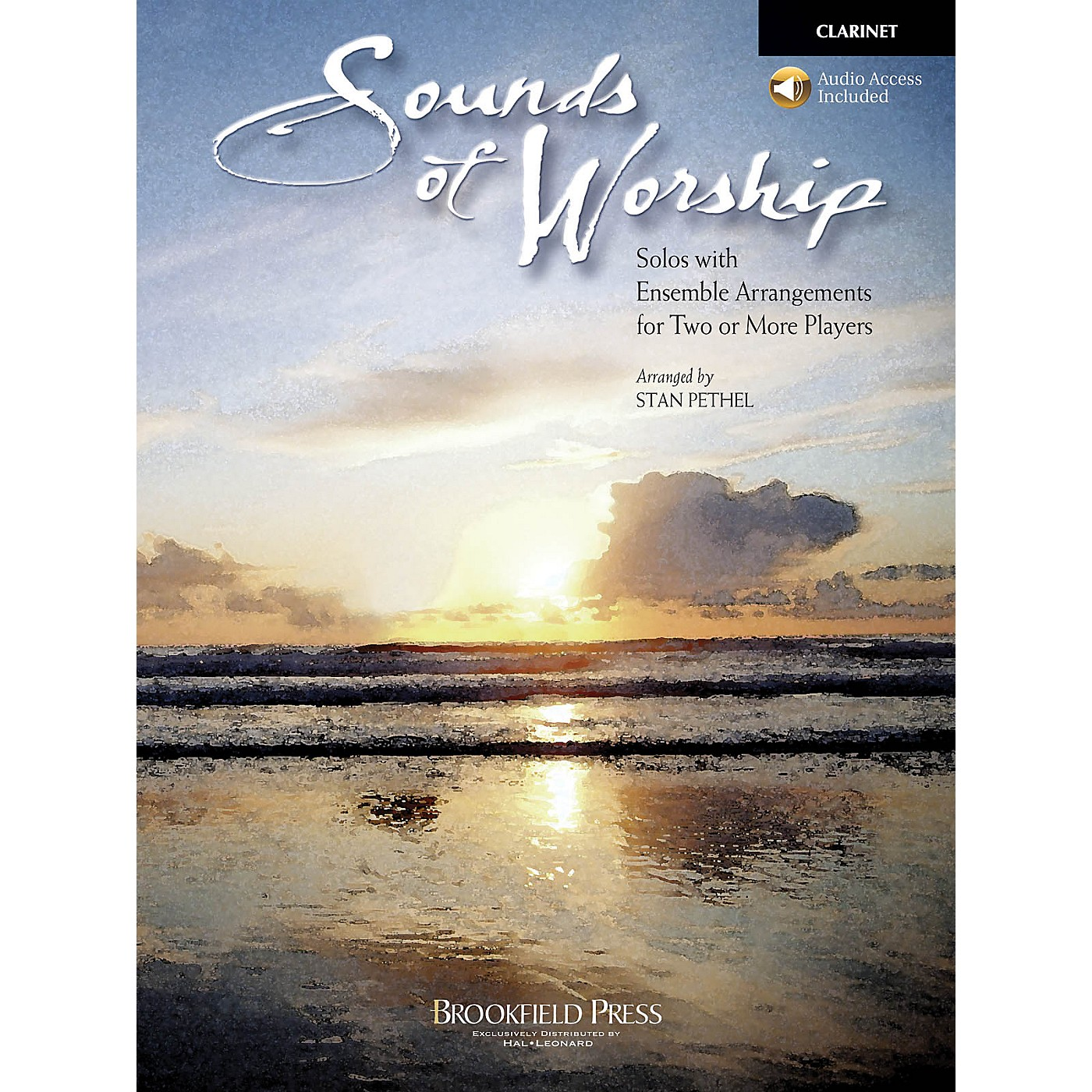 Brookfield Sounds of Worship Clarinet arranged by Stan Pethel thumbnail