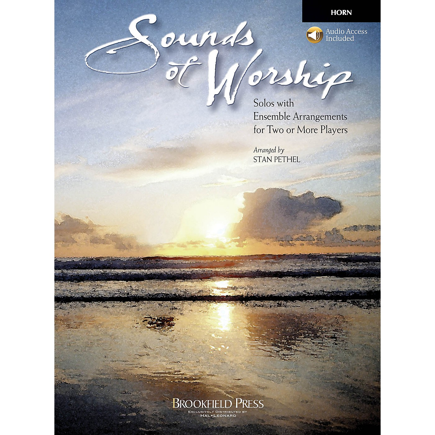 Brookfield Sounds of Worship F Horn arranged by Stan Pethel thumbnail