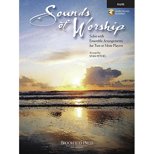 Brookfield Sounds of Worship Flute arranged by Stan Pethel thumbnail