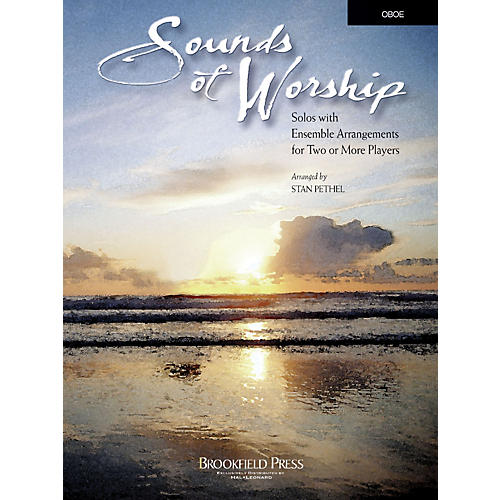Brookfield Sounds of Worship Oboe arranged by Stan Pethel thumbnail