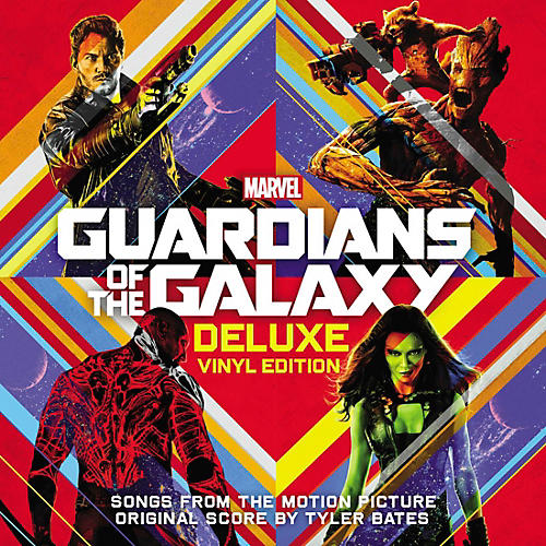 Universal Music Group Soundtrack - Guardiains of the Galaxy Deluxe LP thumbnail