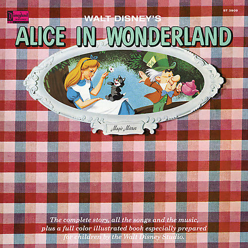 Alliance Soundtrack - Magic Mirror: Alice In Wonderland (Original Soundtrack) thumbnail
