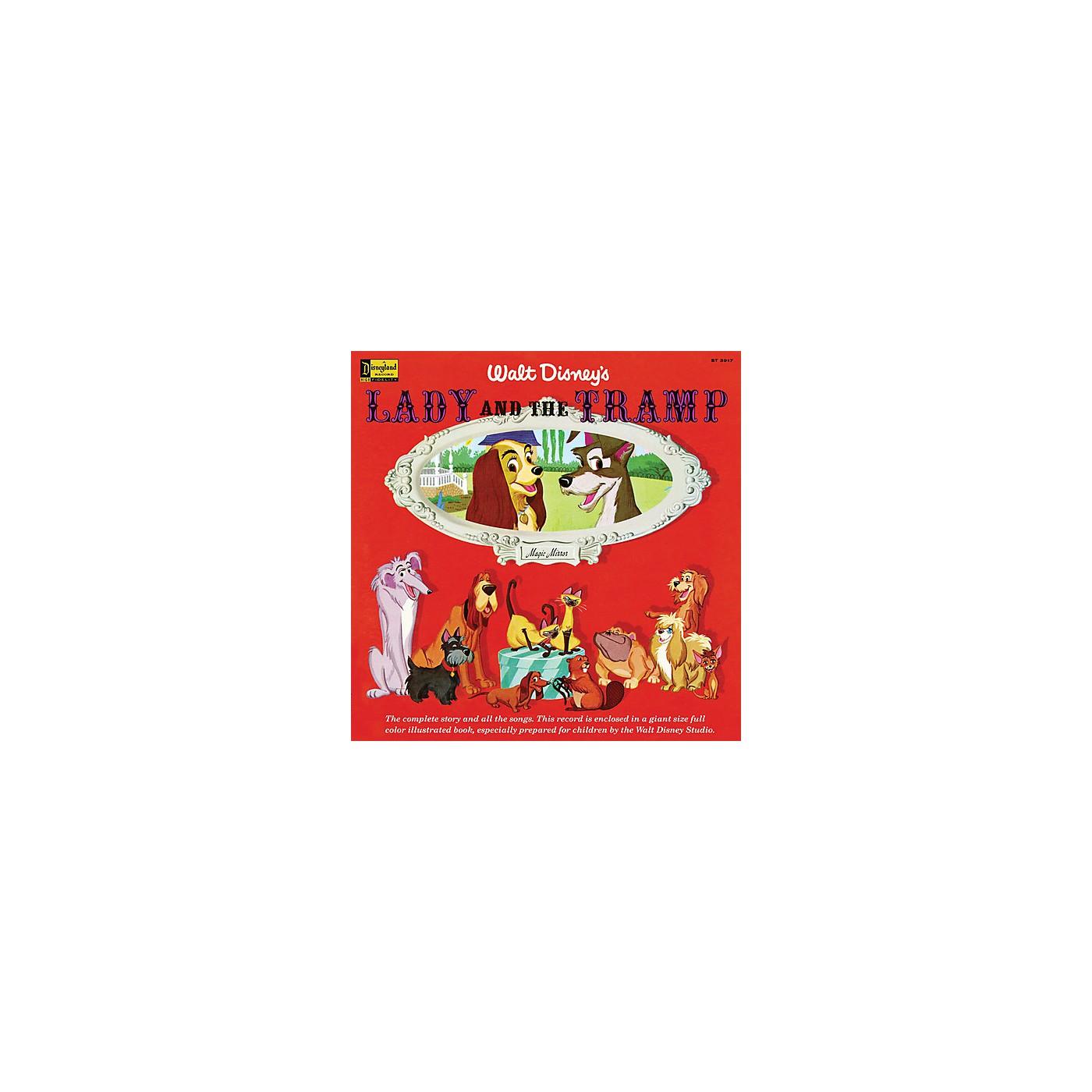 Alliance Soundtrack - Magic Mirror: Lady & The Tramp (Original Soundtrack) thumbnail