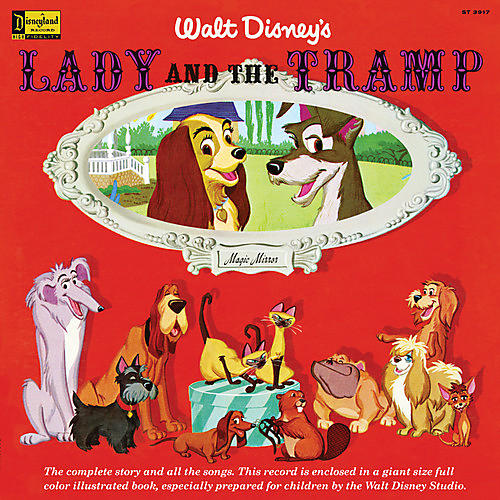 Alliance Soundtrack - Magic Mirror: Lady & The Tramp (Original Soundtrack) thumbnail