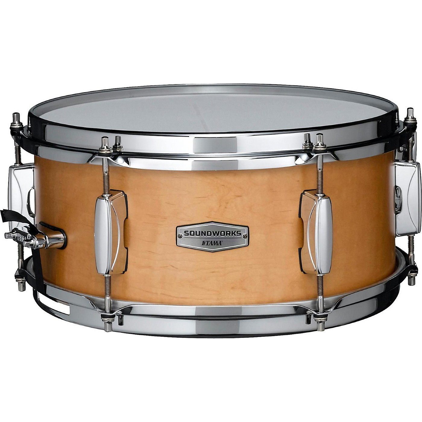 TAMA Soundworks Maple Snare Drum thumbnail