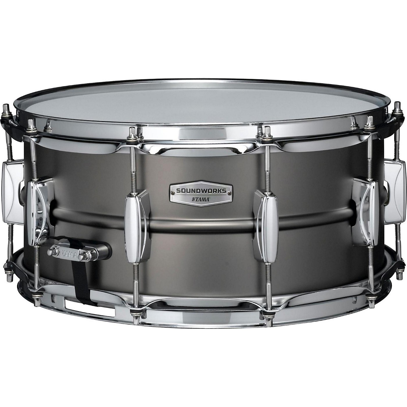 TAMA Soundworks Steel Snare Drum thumbnail