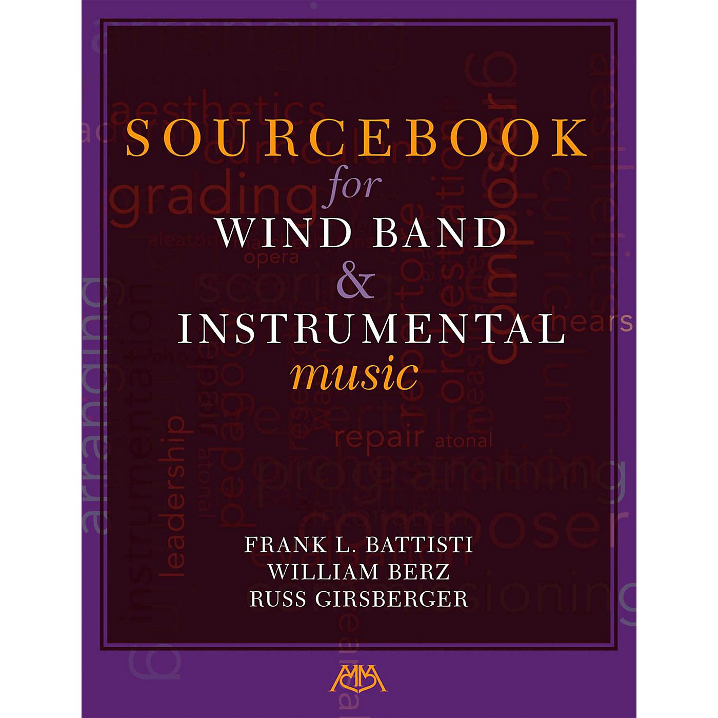 Meredith Music Sourcebook For Wind Band and Instrumental Music thumbnail