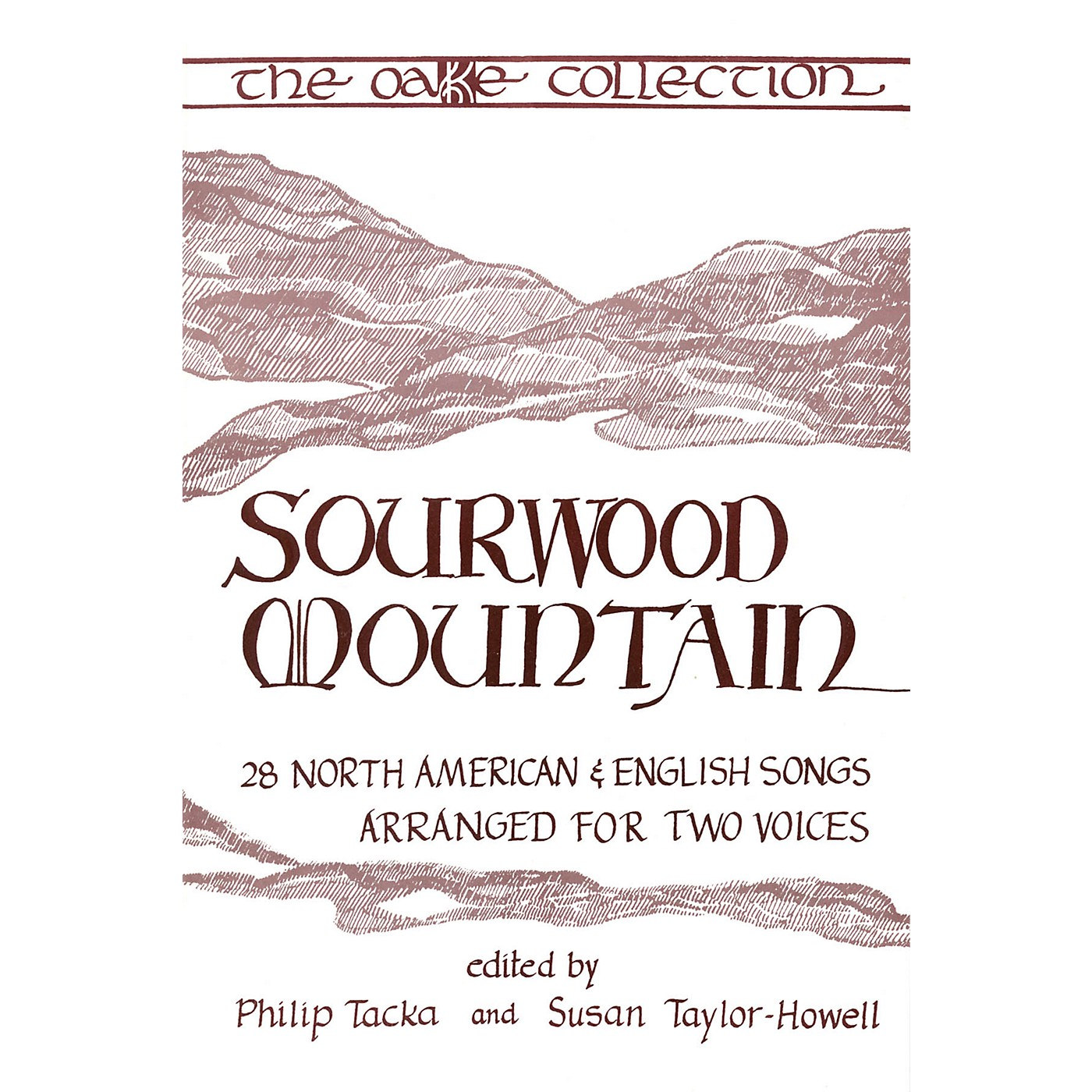 Boosey and Hawkes Sourwood Mountain (28 North American & English Songs arranged for Two Voices) 2-Part by Philip Tacka thumbnail