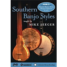 Homespun Southern Banjo Styles (DVD Three) DVD/Instructional/Folk Instrmt Series DVD