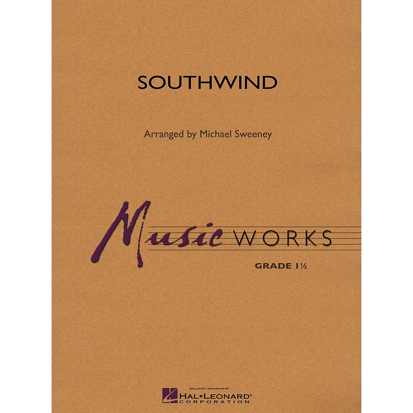 Hal Leonard Southwind Concert Band Level 1 thumbnail