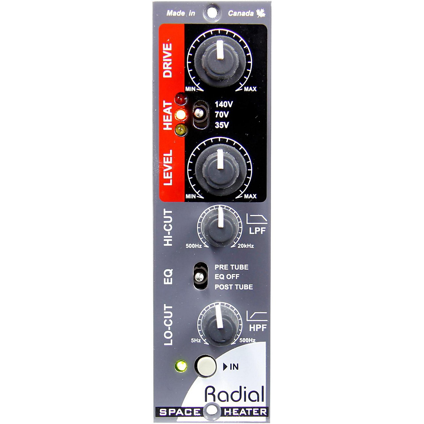 Radial Engineering Space Heater 500™ Series Tube Drive thumbnail