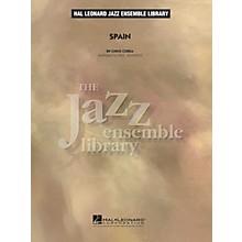 Hal Leonard Spain Jazz Band Level 4 by Chick Corea Arranged by Paul Jennings