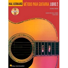 Hal Leonard Spanish Book 2 Book/CD Second Edition Hal Leonard Guitar Method