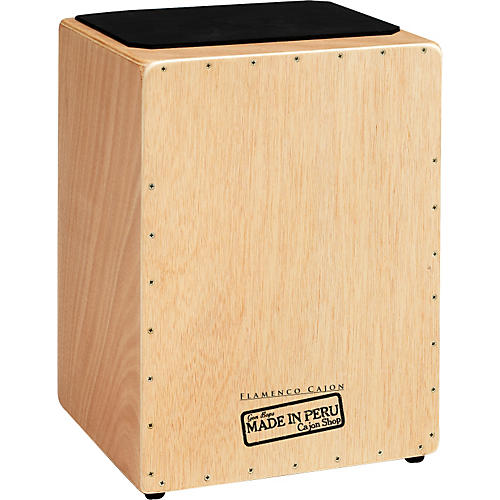 Gon Bops Spanish Flamenco Cajon with Wires-thumbnail