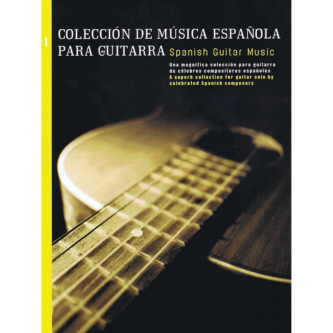 Music Sales Spanish Music for Guitar Music Sales America Series thumbnail