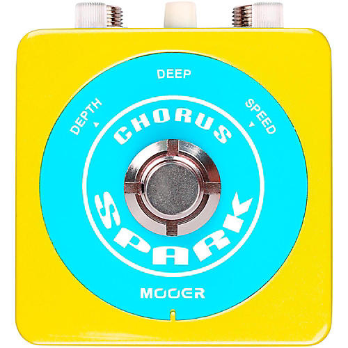 Mooer Spark Chorus Guitar Effects Pedal thumbnail
