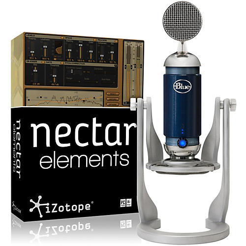 BLUE Spark Digital Mic with Nectar Elements Bundle thumbnail