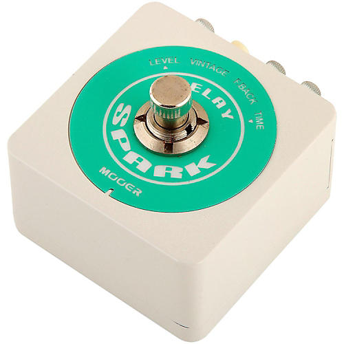 Mooer Spark Distortion Guitar Effects Pedal thumbnail
