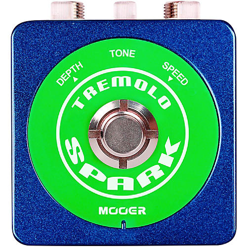 Mooer Spark Tremolo Guitar Effects Pedal thumbnail