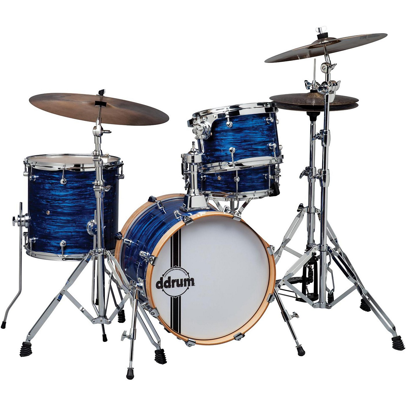 ddrum Speak Easy Flyer Compact 4-Piece Shell Pack thumbnail