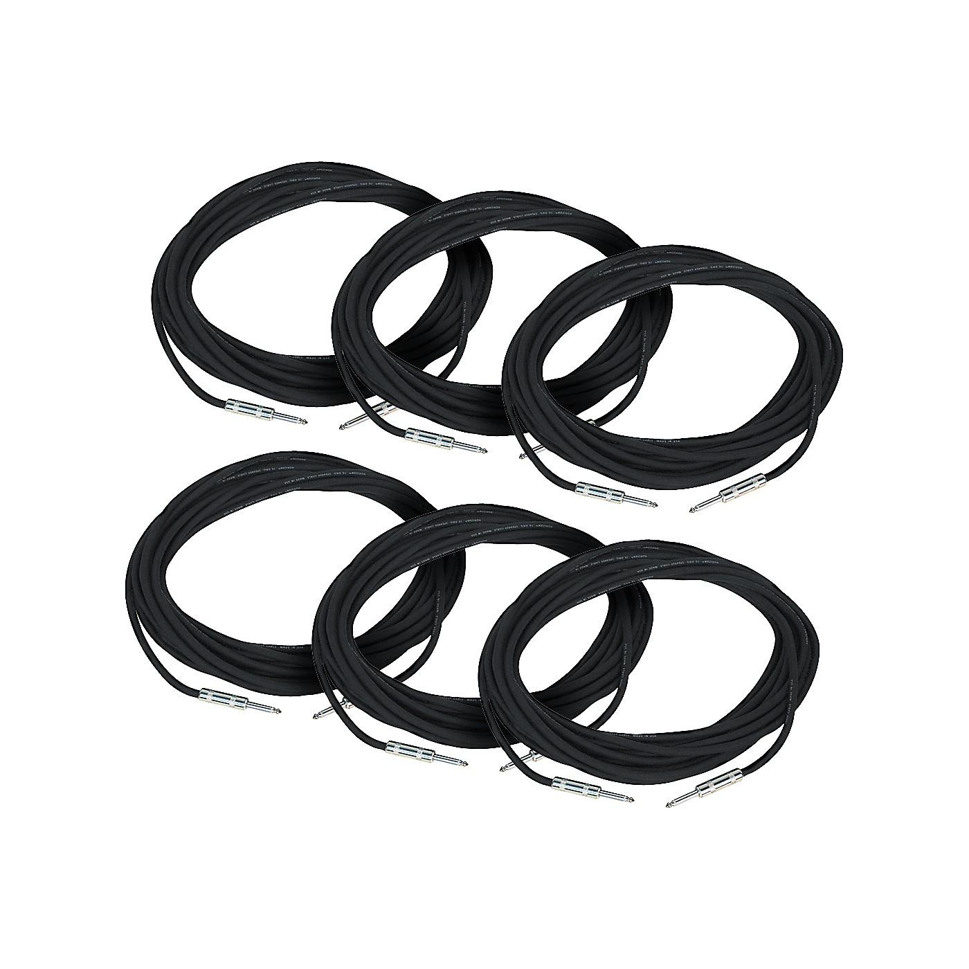 Rapco Horizon Speaker Cable 18-Gauge 20 Feet 6-Pack thumbnail