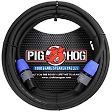Pig Hog Speaker Cable SPKON to SPKON (100 ft.)