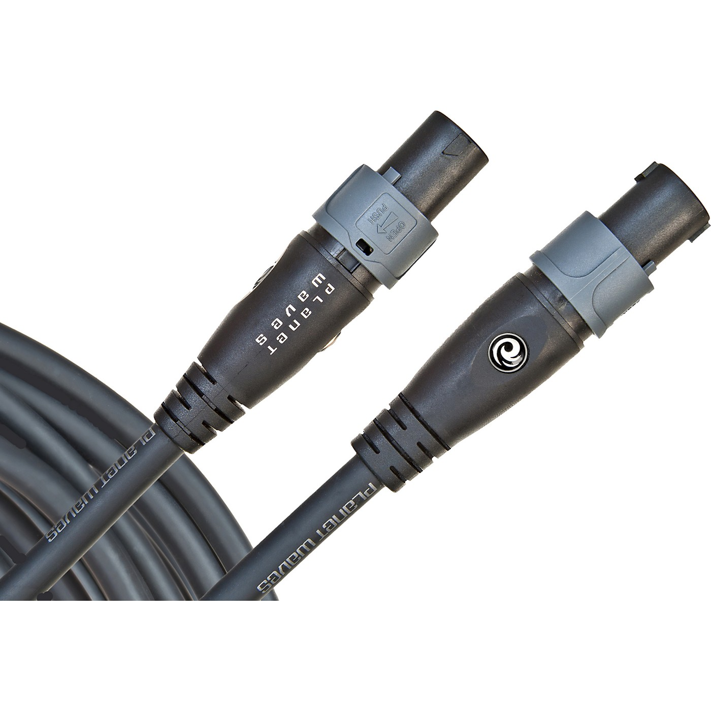 D'Addario Planet Waves Speaker Cable with SpeakOn Plugs - 25 ft. thumbnail